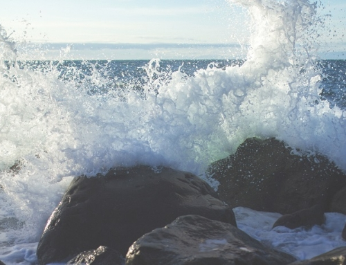 ¿Es arriesgado vivir en la costa?